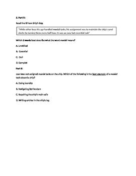 PARCC Vocabulary Practice