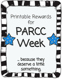 PARCC Week Rewards {1 For Each Day of Testing}