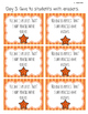 PARCC Week Rewards {1 For Each Day of Testing}