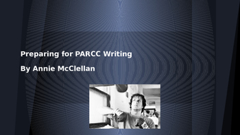 PARCC Writing Preparation and Steps: Getting Pumped Throug
