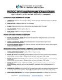PARCC Writing Prompts: Basic Format