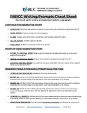 PARCC Writing Prompts: Basic Format