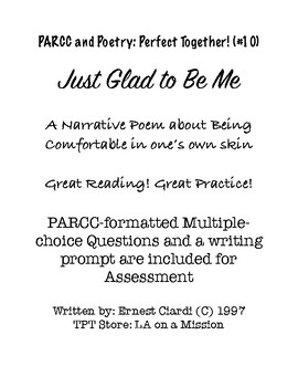 PARCC and Poetry: Perfect Together! (#10)