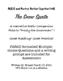PARCC and Poetry: Perfect Together! (#8) The Snow Sprite