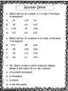 PARCC-like Math Prep: 4th