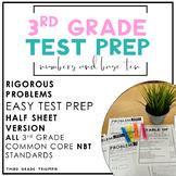 PARCC Math 3rd Grade NBT Standards