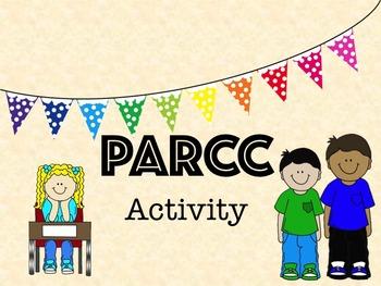 PARCC navigation activity