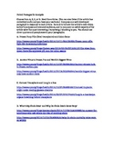 PARCC test prep / Common Core Paired Passages for High School