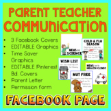 Facebook Page Class PARENT COMMUNICATION