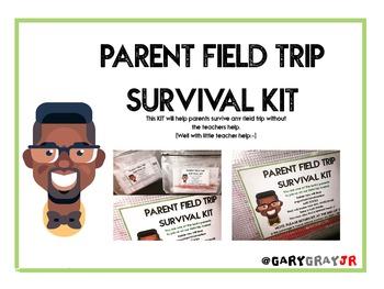 PARENT FIELD TRIP SURVIVAL KIT