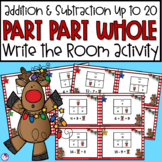 PART PART WHOLE Write the Room Christmas