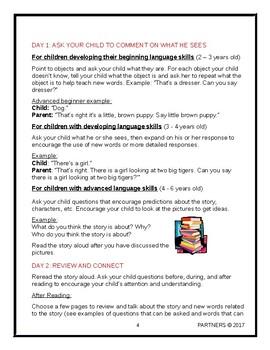 PARTNERS Parent Guide