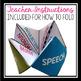 PARTS OF SPEECH ACTIVITY: PAPER FORTUNE TELLER