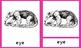 PARTS OF THE ANTEATER 3-PART NOMENCLATURE MONTESSORI CARDS