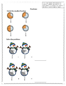 PASA Math Practice (Special Education - Life Skills)