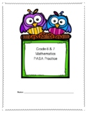 PASA Math Practice (Special Education Alternative Test - L