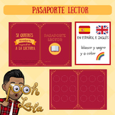 PASAPORTE LECTOR // READER PASSPORT