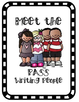 PASS Writing People: Prepare Students for Standardized Writing Tests (SC PASS)
