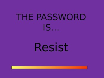 PASSWORD - AMAZING WORDS FOR READING STREETS 1.5