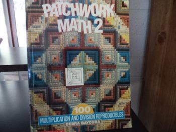 PATCHWORK MATH 2   BY DEBRA BAYCURA