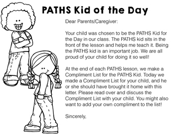 PATHS Compliment