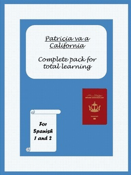 """Fun and Challenging Supplementary Materials for """"Patricia Va a California"""""""