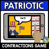 4TH OF JULY ACTIVITIES GRADE 1 (CONTRACTIONS 2ND GRADE) GR