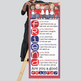 PATRIOTIC KIDS - Classroom Decor: LARGE BANNER, Are You A Good Friend