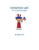 PATRIOTISM SOCIAL STUDIES UNIT PLAN BUNDLE SOL ALIGNED wit