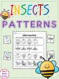 PATTERNS: Insects Patterns