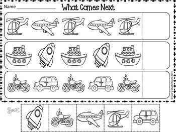 PATTERNS: Transportation Patterns