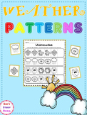 PATTERNS: Weather Patterns Worksheets