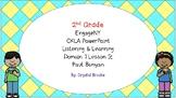 PAUL BUNYAN 2nd Gr CKLA L&L Domain 1 L. 5 FREE!!!