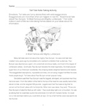 Tall Tale: PAUL BUNYAN Story w/ 6 Note-Taking Frames - Rea
