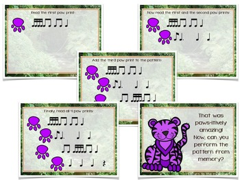 PAWS-itively PURRfect Pattern {A bundle of Rhythm Games}