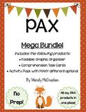 PAX novel by Sara Pennypacker - Mega Bundle!