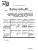 Kindergarten PB&J Collaborative Writing Project