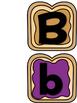 PB&J Letter Matching Activity