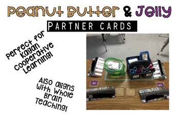 PB&J Partner Cards