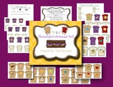 PB & J Phonological Awareness Pack (RF.K.2 & RF.1.2)