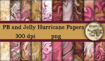 PB and J Hurricane Papers