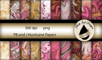 PB and J  Hurricane Papers Cliaprt
