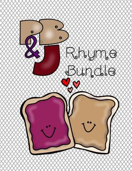 PB and J Rhyme Bundle