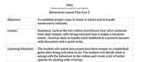 PBIS 45 minute lesson Part 2: Dealing w/ adult/student con
