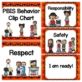 'King of the Jungle' PBIS Behavior Chart