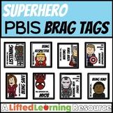 PBiS Brag Tags - Superhero / Avengers