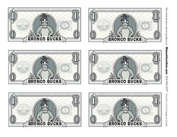 PBIS Bronco Rewards