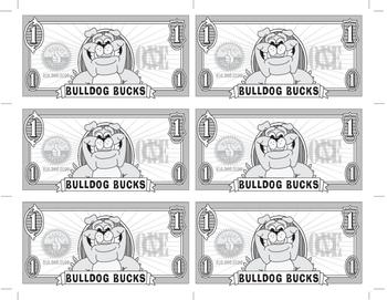 PBIS Bulldog Rewards
