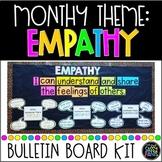 Empathy Bulletin Board | PBIS Bulletin Board | Empathy | Character Education