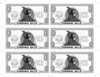PBIS Cardinal Rewards